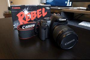 Canon Rebel XSi for Sale in San Leandro, CA