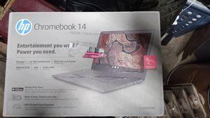 HP Chromebook 14 for Sale in Boston, MA