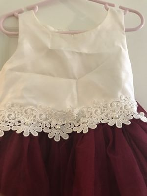 Flower girl dress for Sale in San Francisco, CA