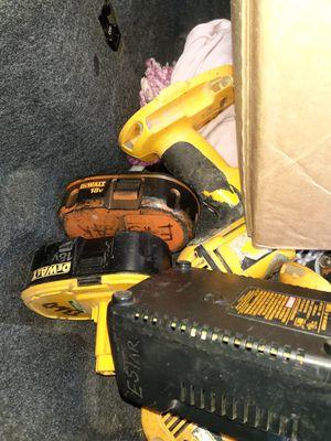 Dewalt Power Tools 18v for Sale in Winter Haven, FL