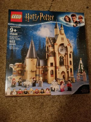 Lego Harry Potter Hogwarts Clock Tower for Sale in Nicholasville, KY