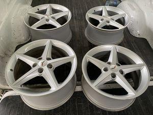 C6 Chevy corvette wheels rines for Sale in Houston, TX