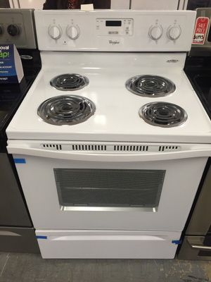 New whirlpool stove NEW for Sale in Dallas, TX