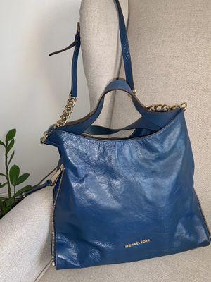 Navy Blue original Michael Kors bag. for Sale in Alpharetta, GA
