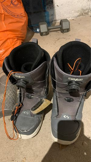 Free snowboard boots for Sale in Natick, MA