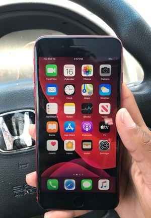 Unlocked iPhone 8 Plus clean imei for Sale in Marietta, GA