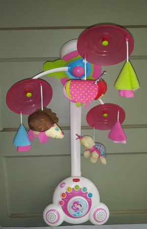 Tiny love musical mobile for Sale in Charlotte, NC