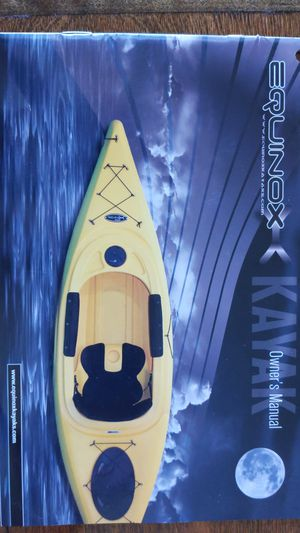 Kayak, Equinox 10' for Sale in Chandler, AZ