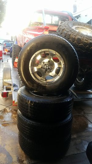 Tires and rims for Sale in Ontario, CA
