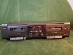 Sony Stereo Cassette Deck TC-WE305 for Sale in Sunrise, FL