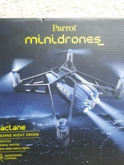 Parrot Maclane Mini drone For Android/iPhone for Sale in Cedar Mill,  OR