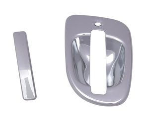 ♦️ NEW FREIGHTLINER CASCADIA CHROME DOOR HANDLE COVER LEFT DRIVER SIDE ♦️ for Sale in Fontana, CA
