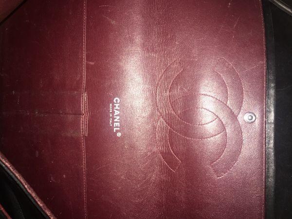 Women's Black Chanel Chain Shoulder Bag