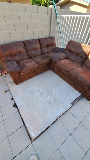 Free sofas only for pick up for Sale in Phoenix, AZ