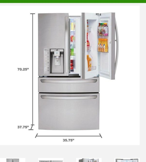 LG Refrigerator for Sale in Farmers Branch, TX - OfferUp