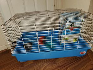 Guinea pig/Hamster/Rabbit/Rat/Gerbil/Mouse Cage ++everything needed for Sale in Columbia, MO