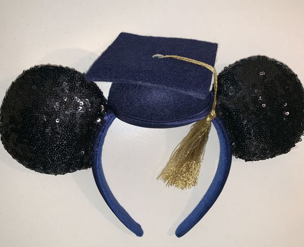 Disney ears Graduation