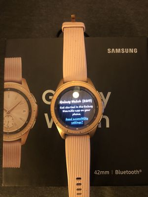 New Samsung Galaxy watch 42mm for Sale in Los Angeles, CA