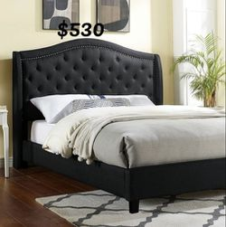 EASTERN KING BED FRAME WITH MATTRESS INCLUDED for Sale in Seal Beach,  CA