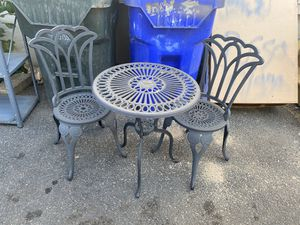 Bistro set for Sale in Springfield, MA