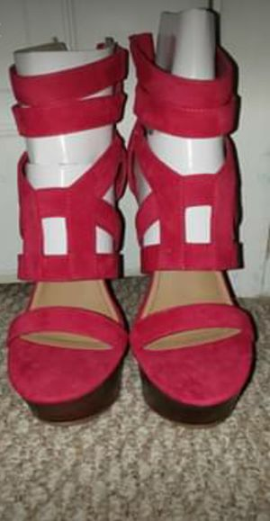 Super sexy wedge heels for Sale in Baltimore, MD