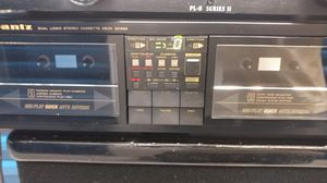 MARANTZ SD-665 DUAL LOGIC STEREO CASSETTE PLAYER NICE CONDITION for Sale in Miami, FL