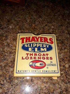 Vintage throat lozenges for Sale in Lodi, CA