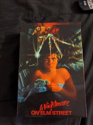 NECA Nightmare on Elm Street Freddy Krueger for Sale in Pomona, CA