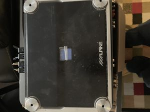 Alpine PDX-4.150 4 Channel Power Amplifier for Sale in Columbus, OH