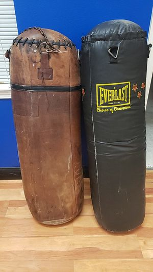 Heavy bags for Sale in Houston, TX