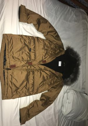 Urban Outfitters Fur Parka; Men's Small for Sale in Compton, CA
