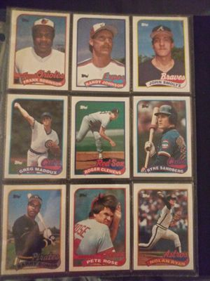 MLB TOPPS BASEBALL CARDS MAKE OFFER for Sale in Allentown, PA