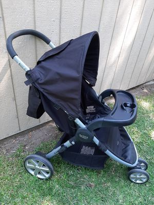Britax STROLLER good condition price is firm for Sale in Fontana, CA