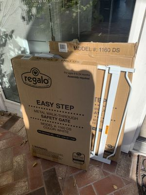 Baby gate - brand new, never used for Sale in Murrieta, CA