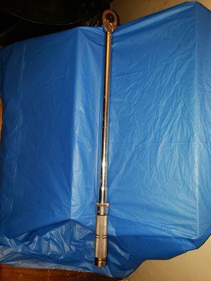 "1/2"" Torque Wrench MAC USA TWV250FC for Sale in Dearborn, MI"