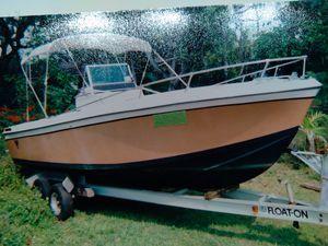 Formula 23 open fisherman hull for Sale in Miami, FL