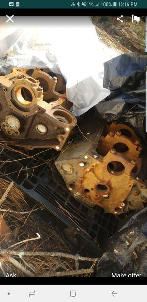 2 Chevy 350 blocks. Multiple Chevy engine parts for Sale in Clayton, NC