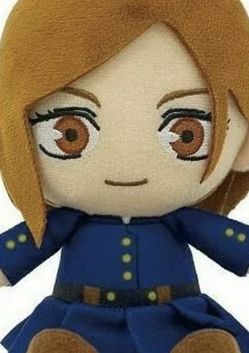 Jujutsu Kaisen Nobara Kugisaki Official Plush Doll Chibi Anime Japan Manga for Sale in Vienna,  VA