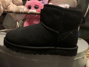 Ugg mini boot black for Sale in Salem, MA