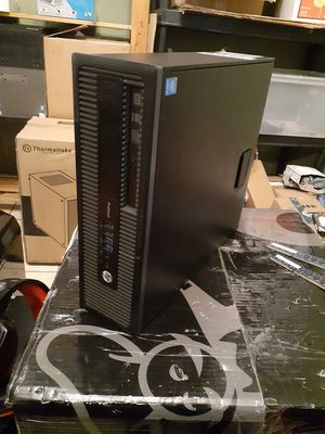 HP ProDesk 600 G1 SFF Intel i3-4130 3.40GHz 8GB DDR3 320GB for Sale in Grand Prairie, TX
