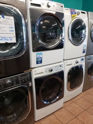 Washer and Dryer Set Kenmore elite for Sale in Los Angeles, CA