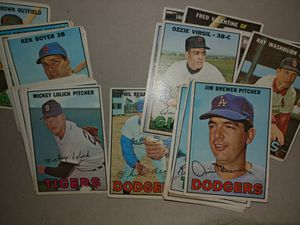 60's baseball cards for Sale in Elsah, IL