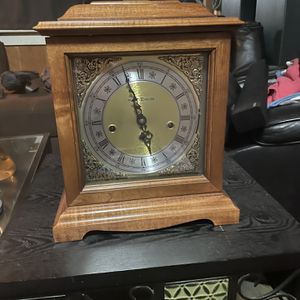 Beautiful Piece- Howard Miller Mantle Clock- Going For 840$ I'm Selling For 775$ for Sale in Spring Valley, NY