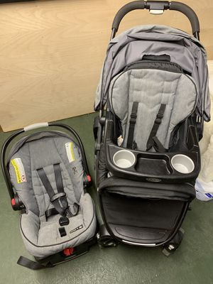 GRACO Car Seat and Stroller for Sale in Middleport, NY