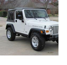 Amazing CAR 2005 Jeep Wrangler Rubicon FwDWheels -aefsrgdthfytgrfedw for Sale in Denton,  TX
