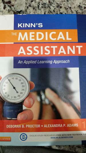 Medical Assistant textbook for Sale in Cave Springs, AR