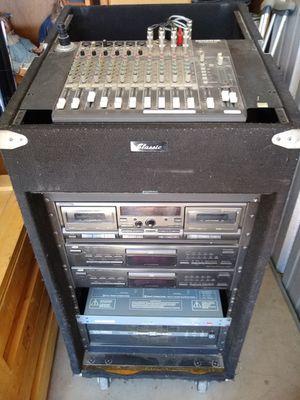 DJ Set W/ Speakers for Sale in Tucson, AZ