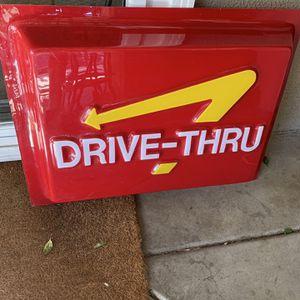 Collectors Original Sign for Sale in Yorba Linda, CA