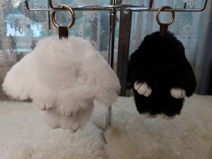 """7.5"""" Soft Plush Rabbit Keychains Individually for Sale in Dumfries, VA"""