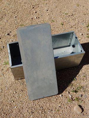 "GALVANIZED, 18"" ELECTRIC BOX for Sale in Phoenix, AZ"